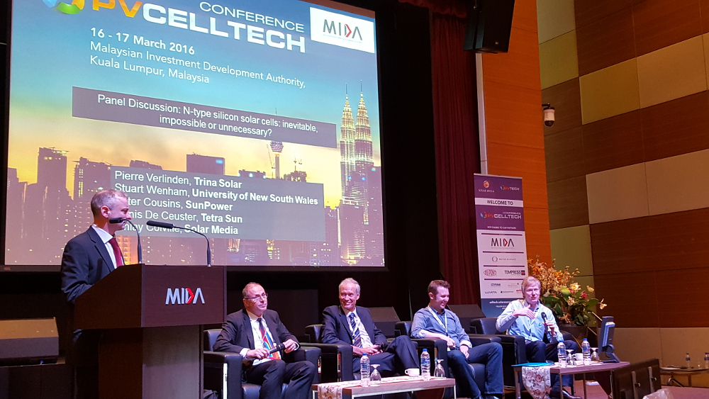 The event follows on from PV Tech's successful PV CellTech series.