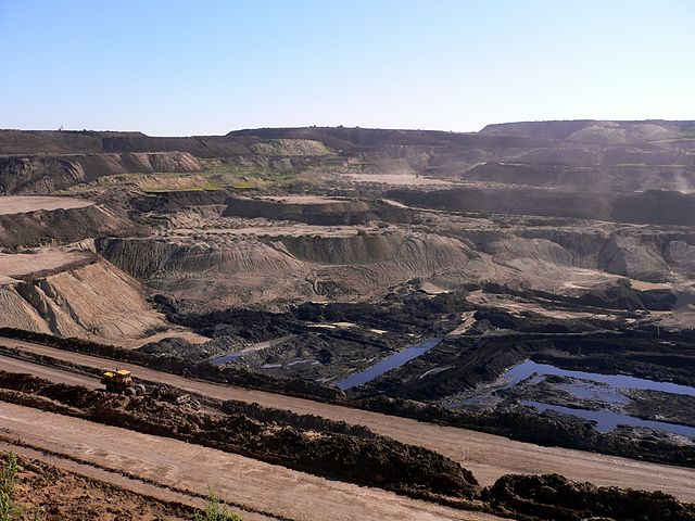 Chinese coal mine. Banpu's investment in 75.8MW of PV in Shandong is contingent on successful grid-connection in the middle of this year. Image: Flickr user: Herry Lawford.
