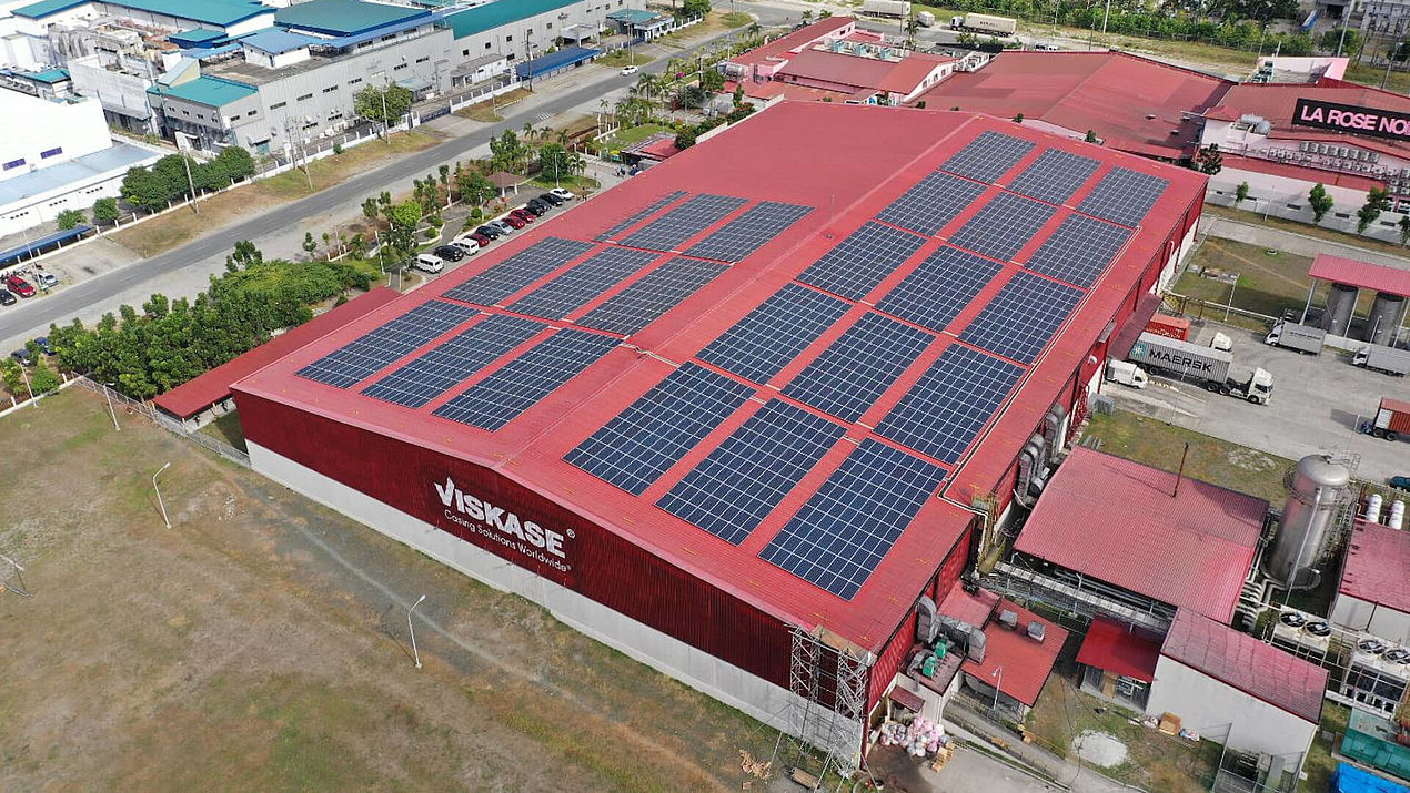 BayWa r.e.'s move to solar distribution in the Philippines stems from a belief there is a lack of foreign competitors on the ground, Gäfke said (Image credit: BayWa r.e.)