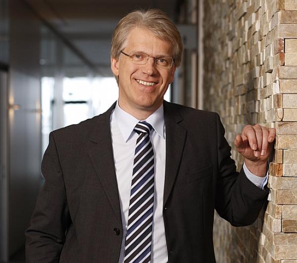 Dieter Manz, outgoing CEO at Manz AG.