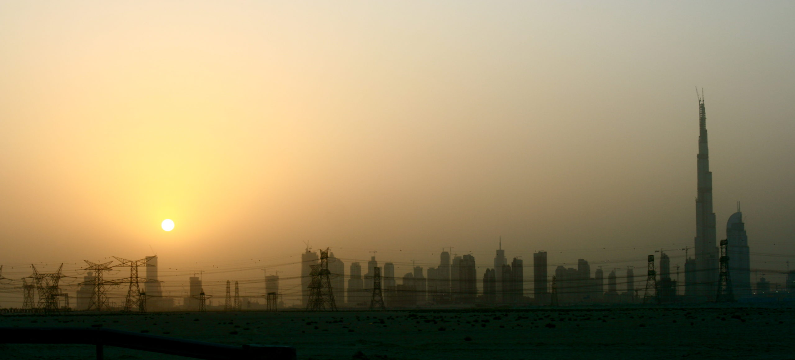 Dubai is aiming to install 5GW of solar at the site by 2030. Source: Flickr/Petter Palander