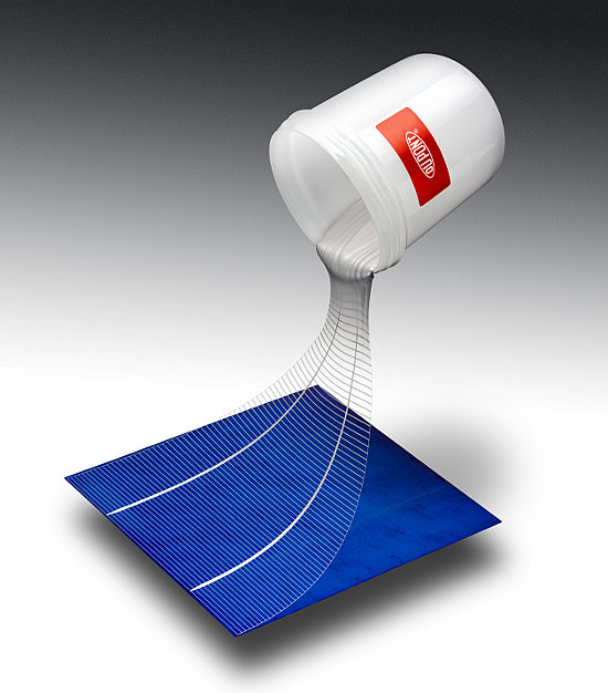 Taiwan's leading conductive paste manufacturer Giga Solar Materials Corporation has agreed to pay patent licensing fees to rival, DuPont Photovoltaic's. Image: DuPont