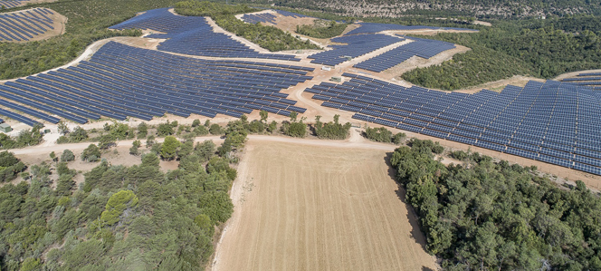Engie won four projects totally 76.1MW, including a 28MW project in the Provence Côte-d'Azur region of south-eastern France and a 32MW project in Nouvelle Aquitaine in the south-west. Source: Engie