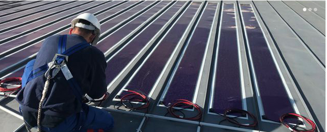 Conti boasts a PV project pipeline of 1GW. Image: ENGIE