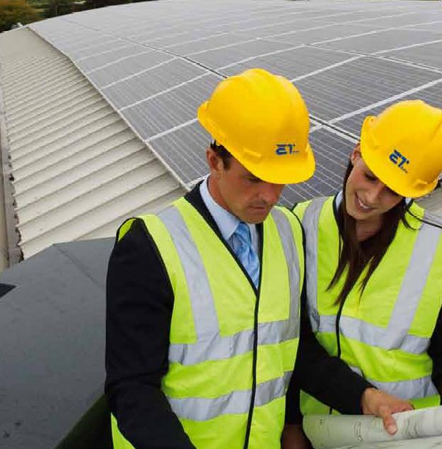 ET Solar signed a cooperation agreement with the largest PV inverter producer, Huawei as it aligns key suppliers around its plans to build 1GW of PV power plants around the globe over the next 12 months. Image: ET Solar