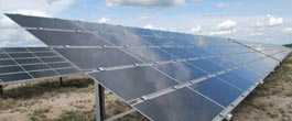 The 100MW project is currently under construction and is expected to be completed by the end of 2018. Image: First Solar