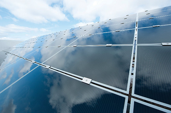 The seven projects being purchased by India Infrastructure Fund II (IDFC) are located in the southern states of Andhra Pradesh and Telangana. Credit: First Solar
