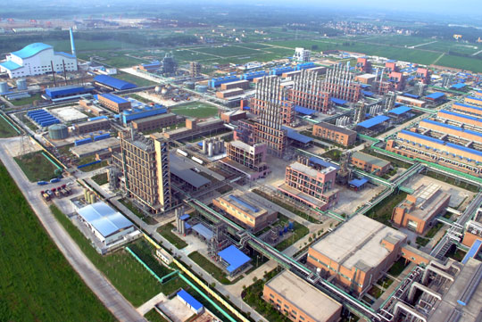 Unlike the majority of polysilicon producers, GCL-Poly's polysilicon subsidiary produces and sell the majority of production in-house to its wafer production subsidiary, GCL-Poly (Suzhou) New Energy. Image: GCL-Poly