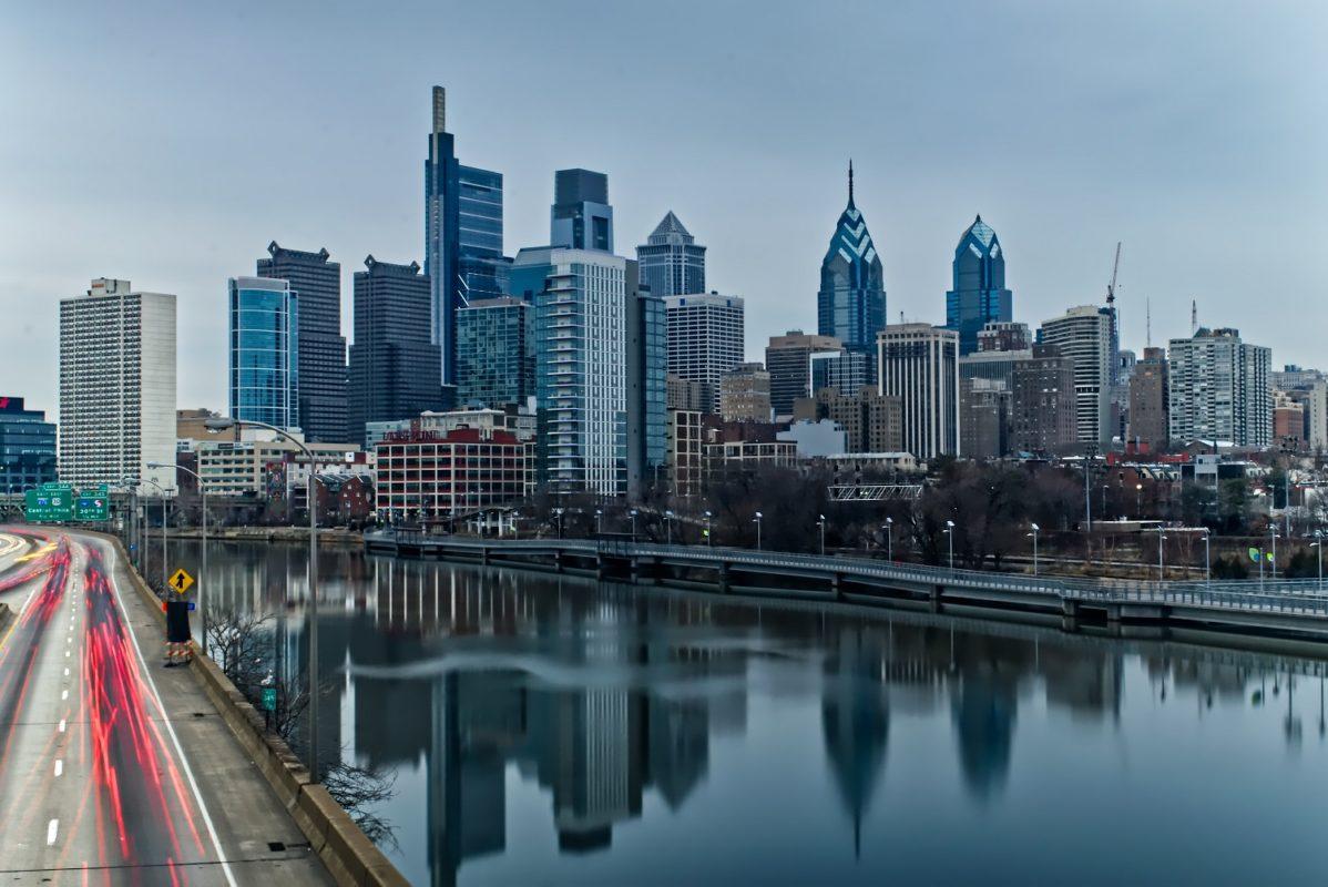 View over the Philadelphia skyline. Image credit: Gibson Hurst™ / Unsplash