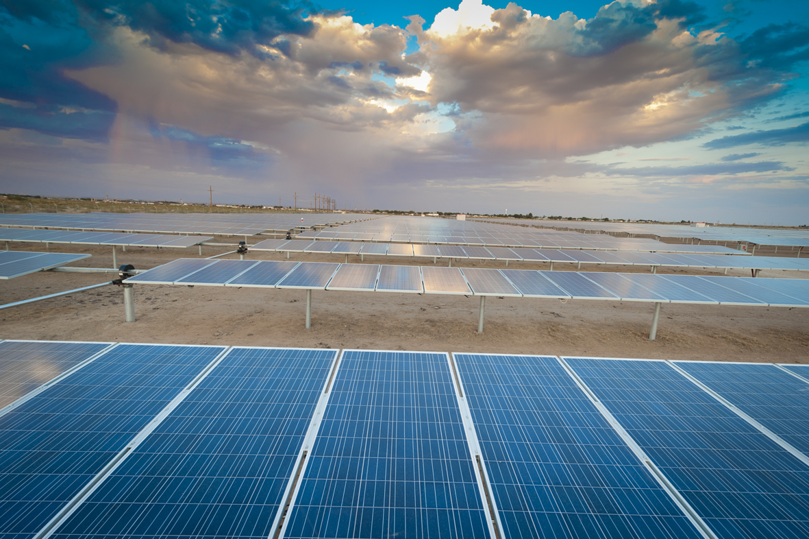 MLPE, coming to utility-scale solar soon? Source: SunEdison.