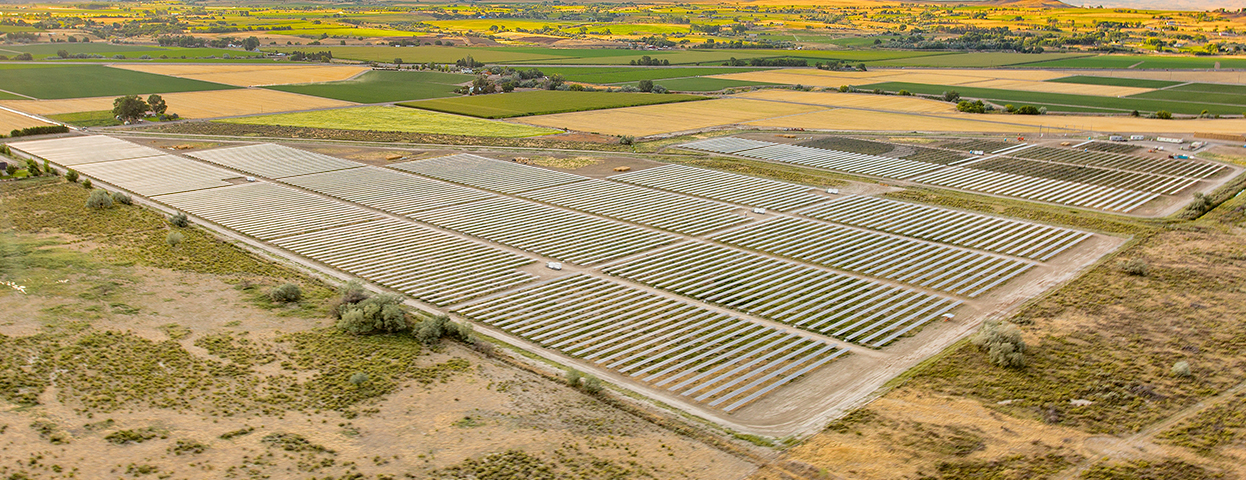 Cypress Creek Renewables is one of the largest utility-scale solar developers in the US, with more than 300 projects. Source: Cypress Creek