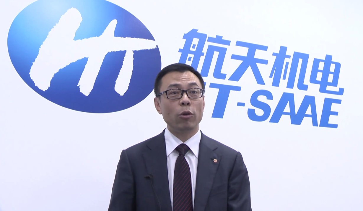 Lei Shi, general manager of the PV business at HT-SAAE.