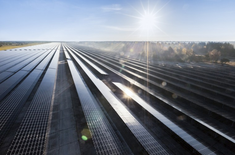 North Carolina is expected to be a hotspot for solar. Credit: innogy/Belectric