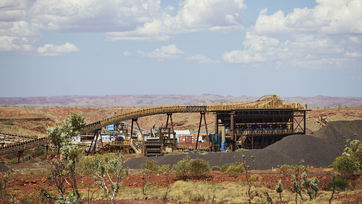 Fortescue's Iron Bridge project. Image credit: Fortescue Metals Group