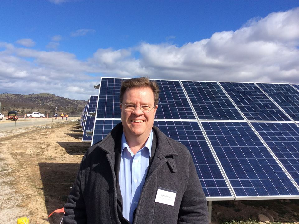 John Grimes, head of both the Solar and Storage Councils, will lead the new smart energy group. Image: ASC.