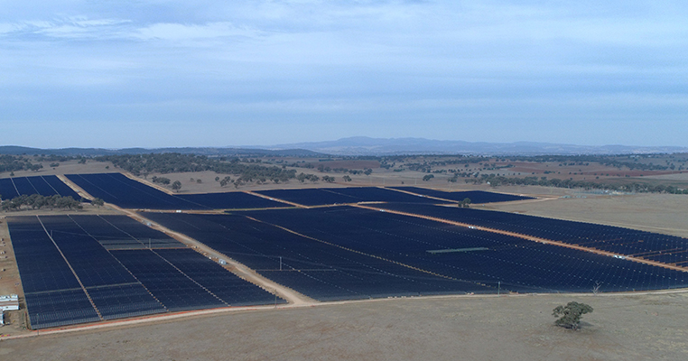 First Solar has sold a large part of its PV project business to Leeward Renewable Energy totalling around 10GW. Image: First Solar