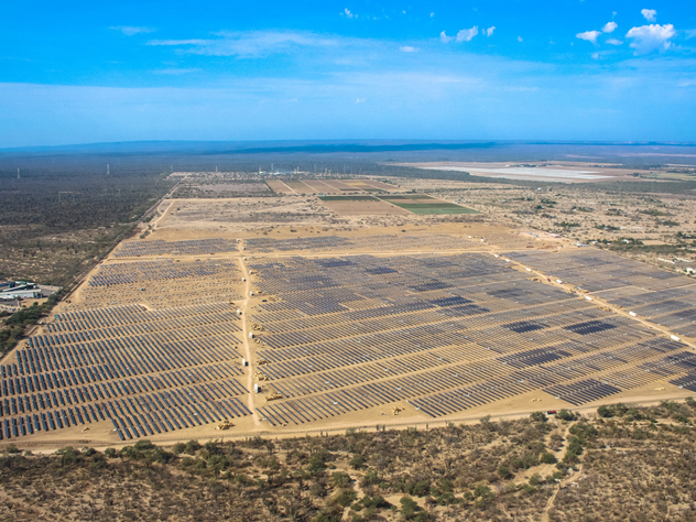 The project is one of 18 winning PV projects from Mexico's first clean energy auction, which ended with an average price of $40.50 / MWh for solar PV and $43.90 / MWh for wind.