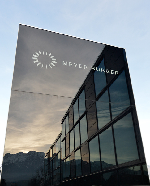 Image: Meyer Burger.
