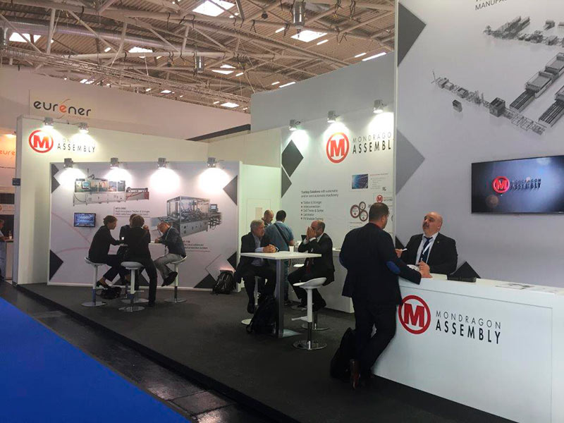 The new orders for Mondragon Assembly Solar were said to have totalled around €22 million (US$25.2 million).