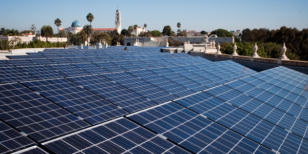 Since the company's inception, Mosaic has funded more than US$1.3 billion in solar loans. Image: Mosaic
