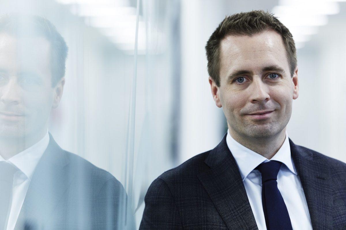 Anders Marcus, Obton CEO. Source: Obton