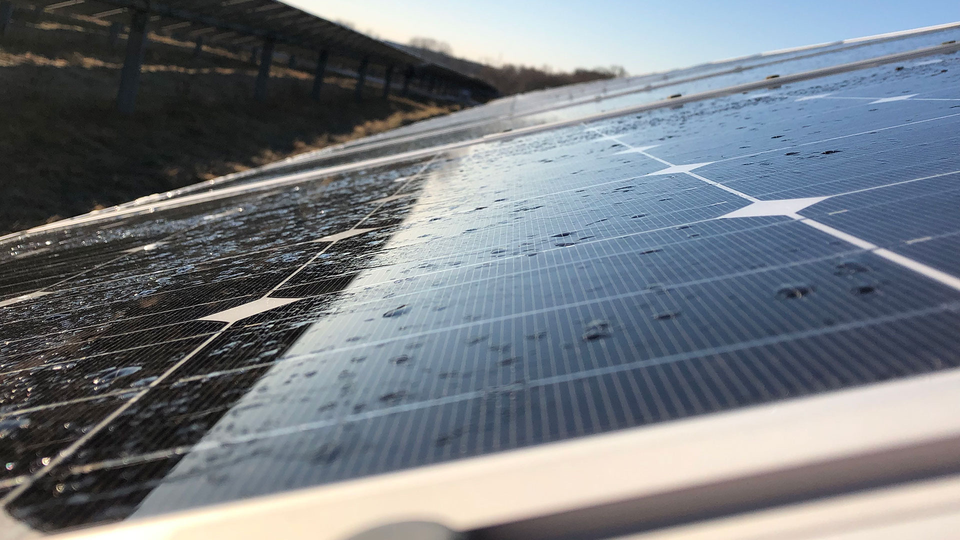 The acquisition of KDC Solar's 75.2MW 'Olympic' assets takes CleanCapital's solar portfolio to 180MW (Credit: CleanCapital)