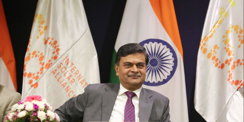 ndian power minister R.K. Singh was clean energy developers to have easier access to finance. Credit: MNRE