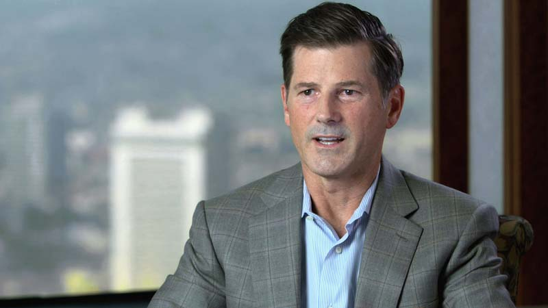Radford Smalls brings a wealth of finance experience to the role, having previously held positions at Goldman Sachs before joining SolarCity as head of global capital markets. Source: Goldman Sachs