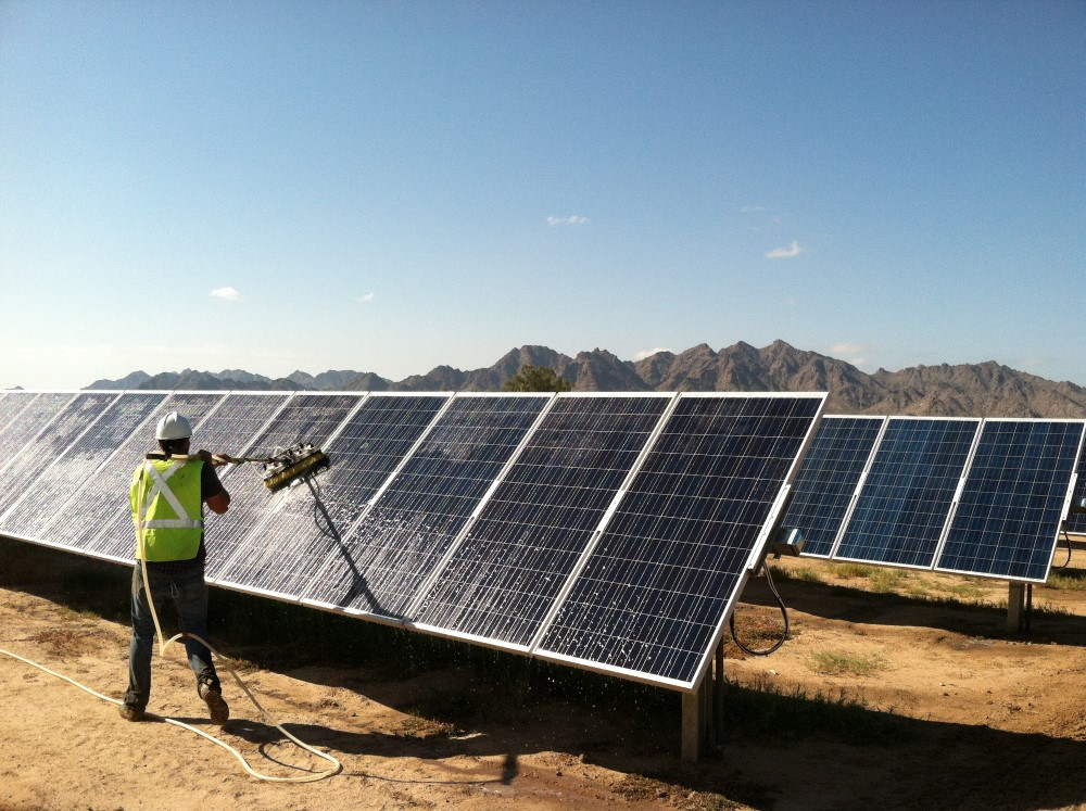 The US$50 million facility will be used to support the development of Recurrent's utility-scale solar projects across the US and Canada. Image: Recurrent Energy