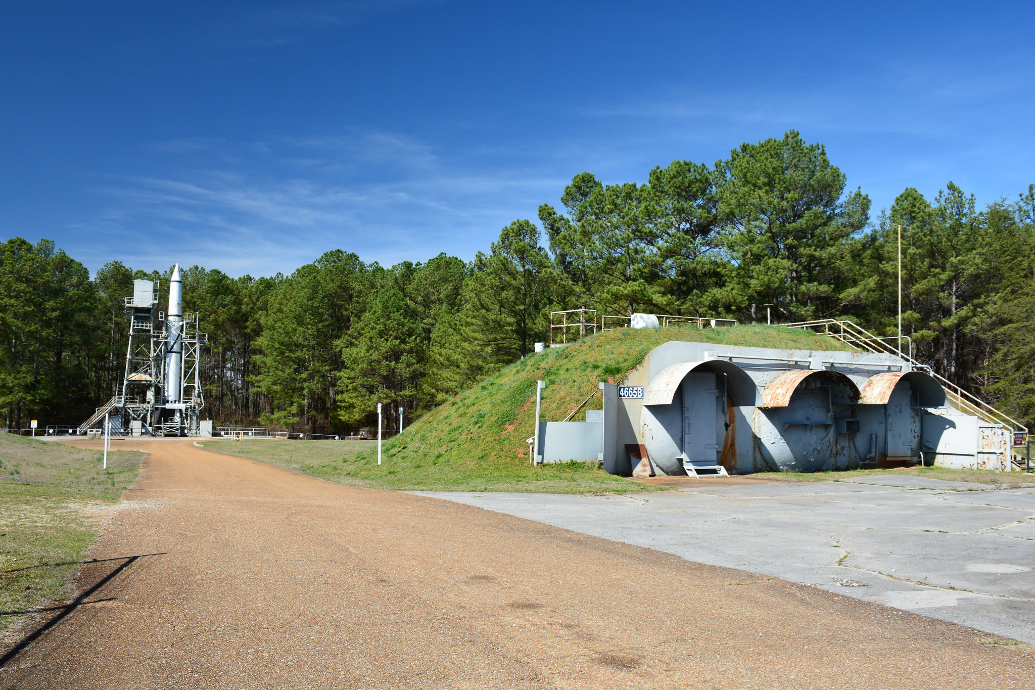 With the addition of the energy storage system, the project is expected to bolster energy security and resilience at Redstone Arsenal while also helping the base become more energy independent. Image: Whitney Gal / Flickr