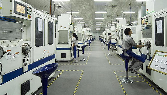 Renesola has appointed a third-party financial and legal firms to provide advise on the proposal by its chairman and CEO, Xianshou Li to purchase the PV manufacturing and LED distribution businesses so the company can move completely downstream. Image: Renesola