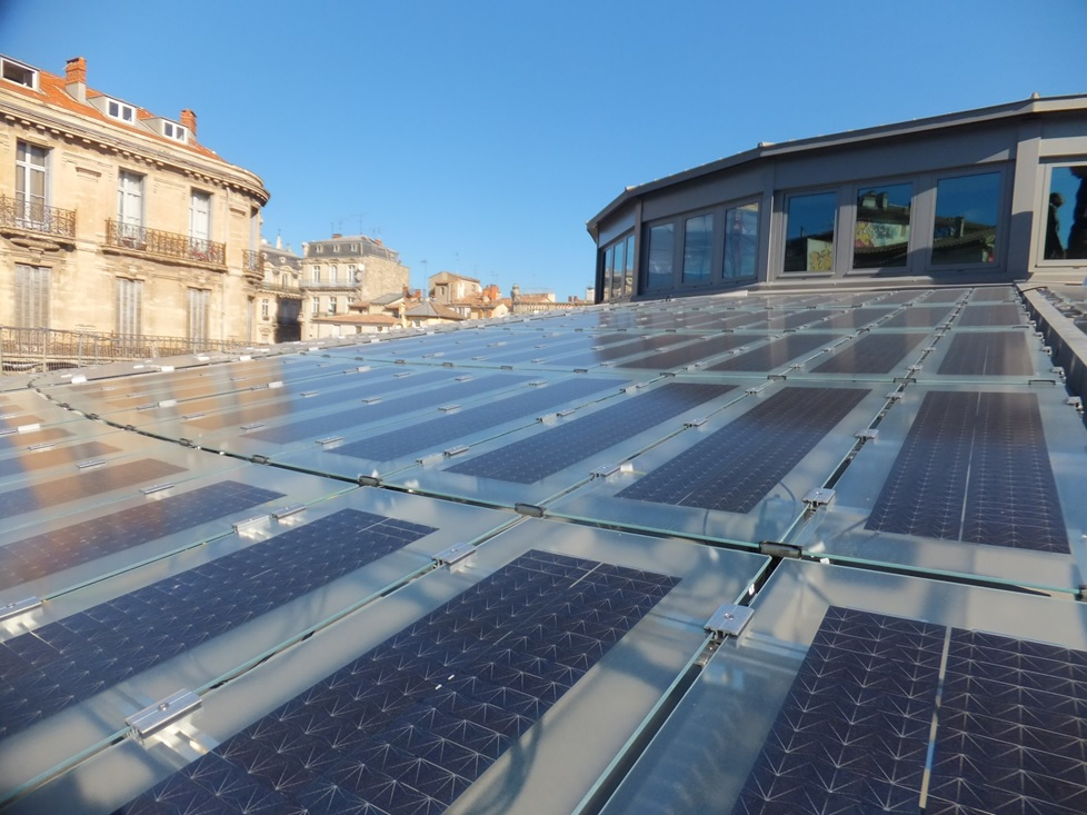 S'Tile has developed BIPV (Building Integrated Photovoltaic) solutions for all types of new buildings.