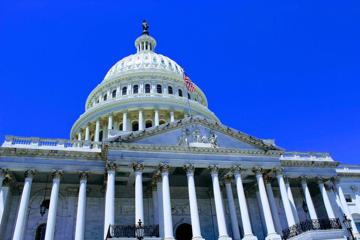The US Capitol building in Washington, D.C. Source: aviation_traveler1011, Pixabay