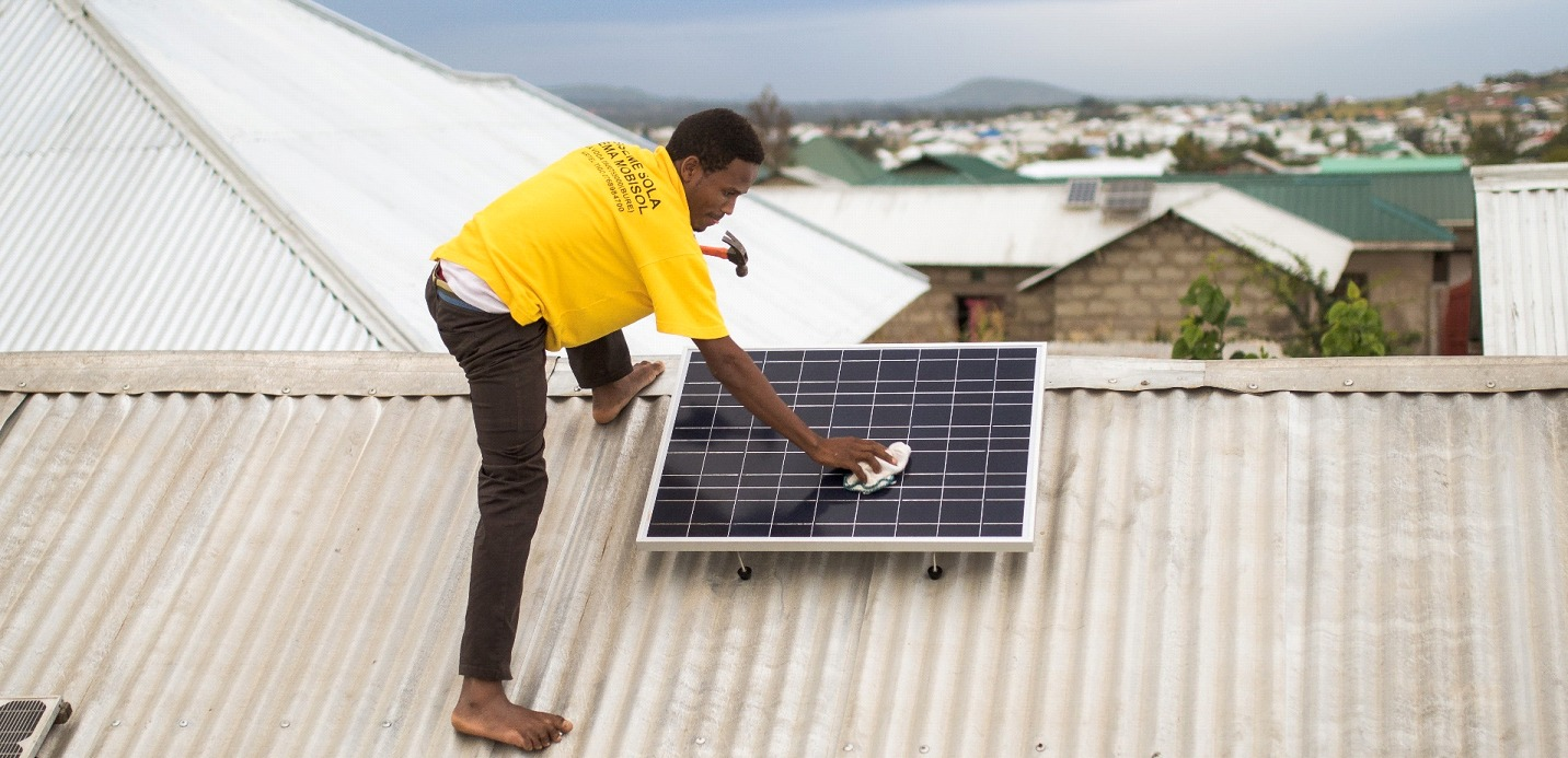 The investment will help Mobisol to expand its existing reach for home solar systems as well as expand into new territories. Source: Mobisol