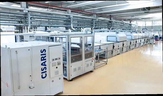 Singulus said that it would work with Avancis on the development and optimization of its CISARIS selenization equipment, which the companies have collaborated on since 2008. Image: Singulus