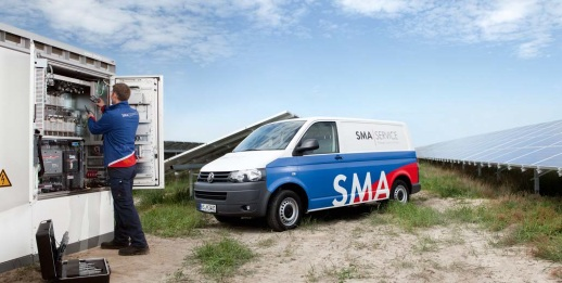Utility segment sales in the first nine months of 2018 increased to €205.7 million, 8.5% higher than the prior year period and accounted for the share of SMA Solar's total revenue in the reporting period. Image: SMA Solar