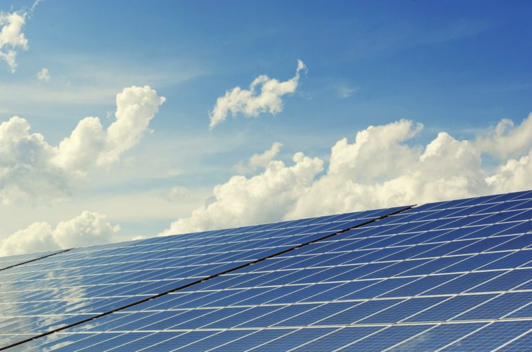 Agilitas is constructing two community solar projects in Massachusetts Image: Agilitas