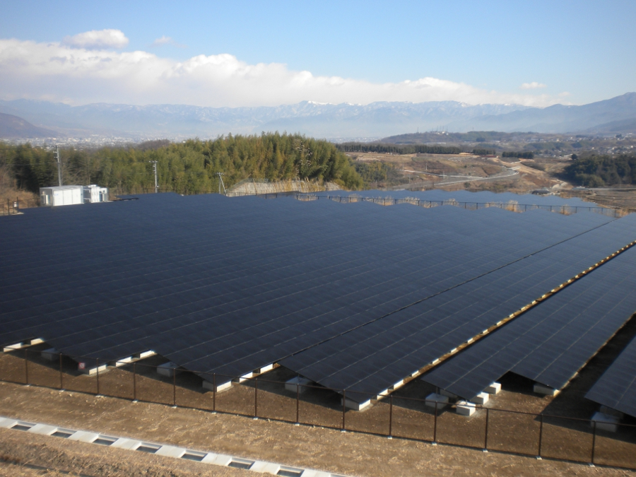 Through its wholly-owned subsidiary, Marina Energy,  SJI owns 76 distributed solar energy projects with total capacity of 204MW. Image: Goldman Sachs
