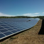 The country deployed 213MW of solar PV in Q3 2018 said RTE. Credit: Solairedirect