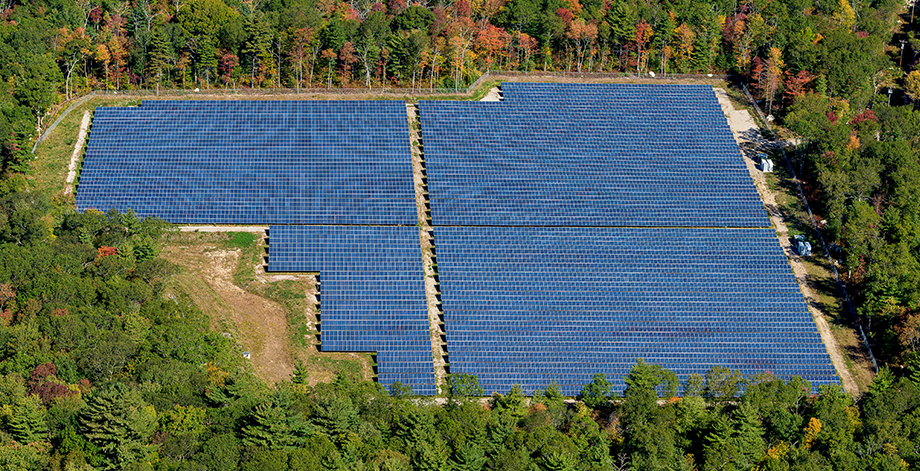 SolarCity's large-scale solar solutions provide utilities a more cost-effective way to generate power, with the option of adding storage for additional savings. Source: SolarCity