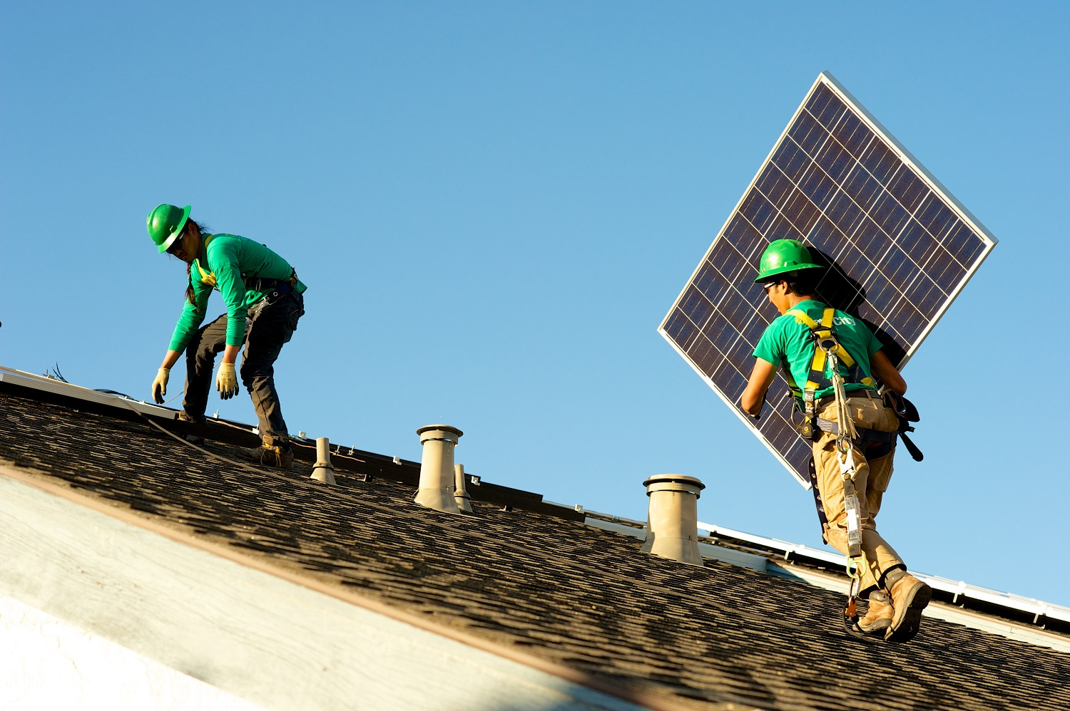 The Nevada net metering debacle has already forced SolarCIty to quit the state. Image: SolarCity.