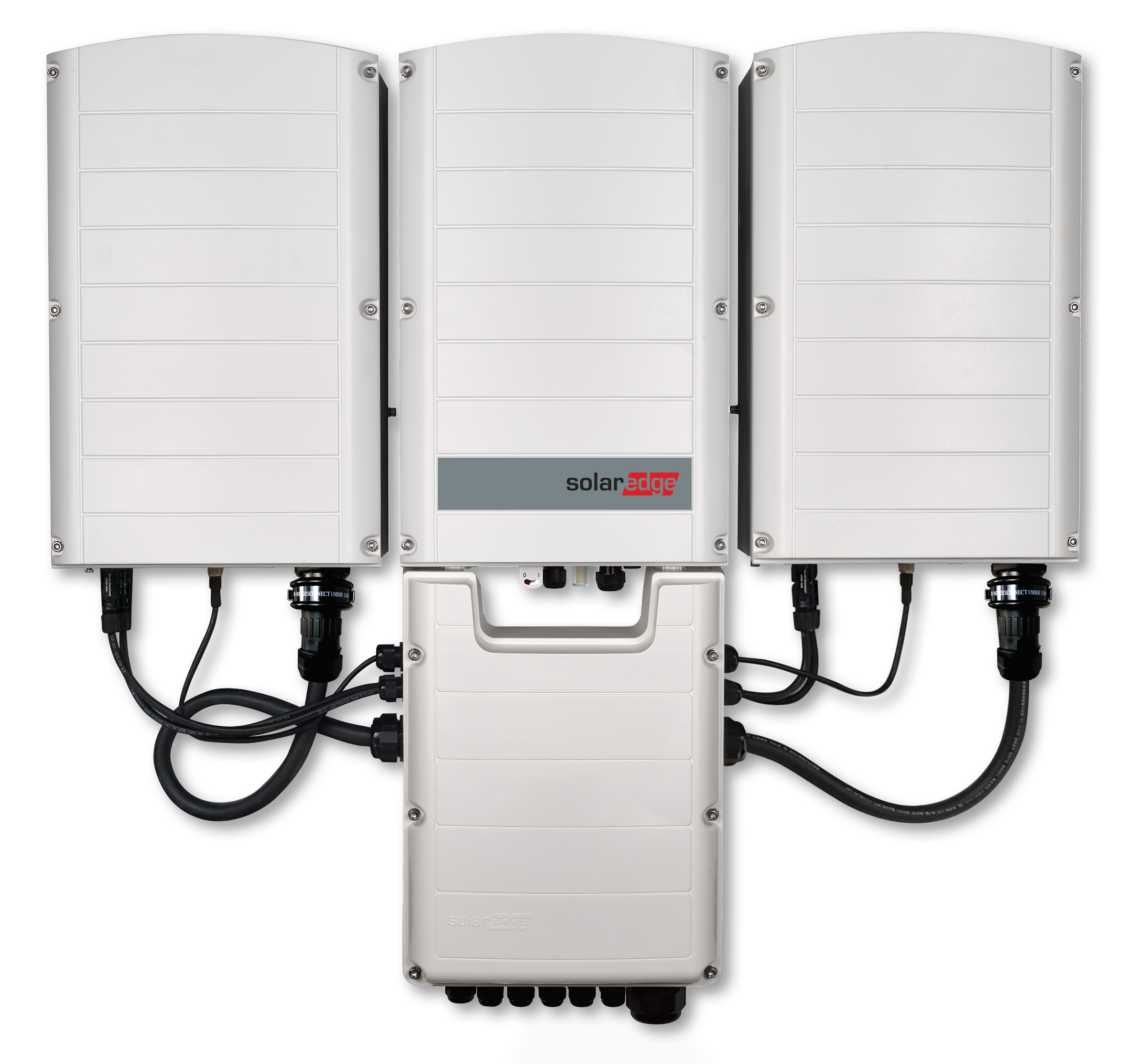 SolarEdge is therefore increasing the capacity of its three-phase inverters by 20% to now include 33kW and 40kW, while the range of its three-phase inverters with synergy technology will now reach up to 120kW, according to the company. Image: SolarEdge