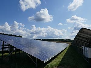Kallmunz Solar Park: Credit: Enerparc gmbh
