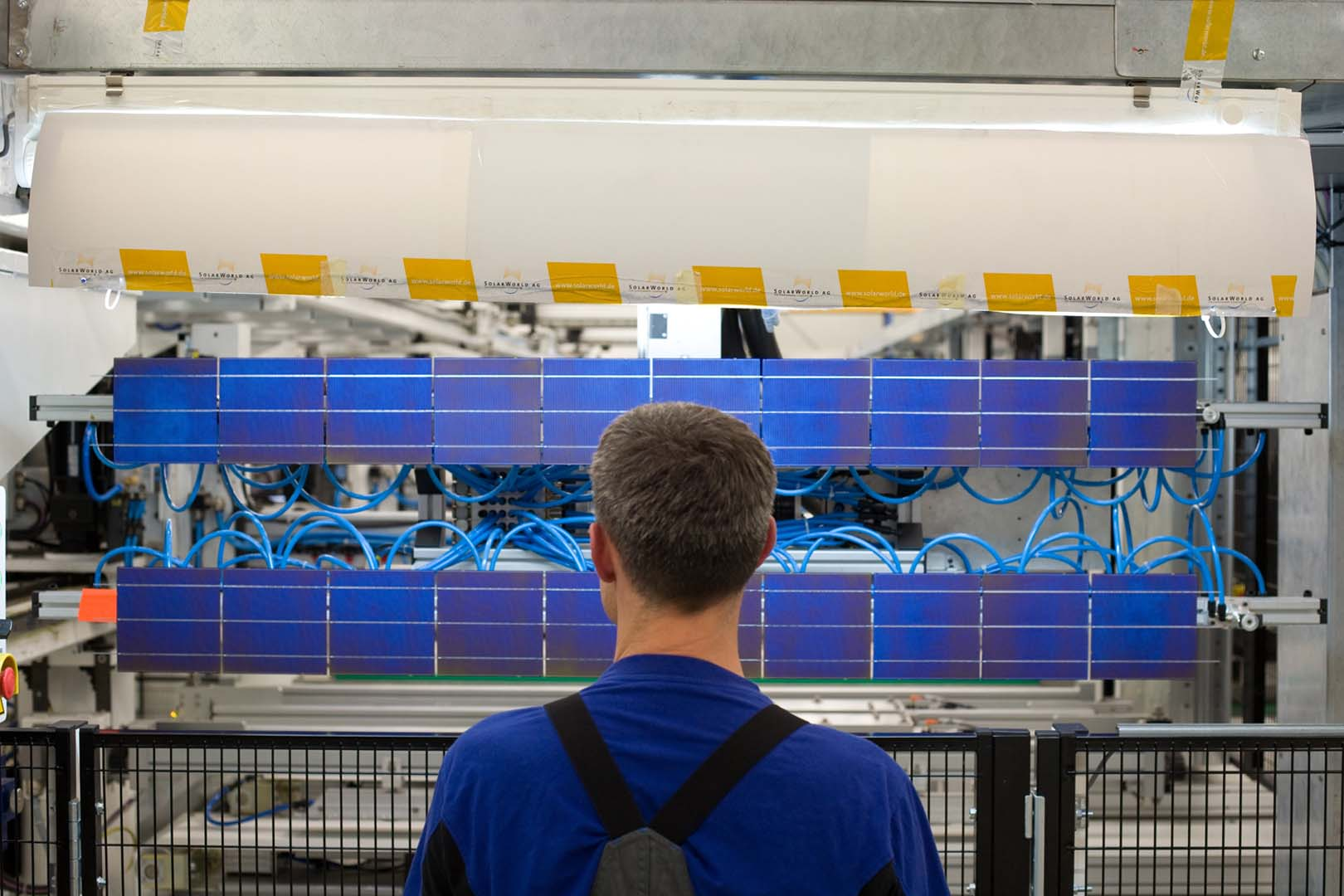 The US ITC investigation could lead to exclusion orders preventing the companies from importing infringing products into the US market. Hanwha Q CELLS said that the investigation would shortly be assigned to an administrative law judge and a schedule set for the case. Image: SolarWorld
