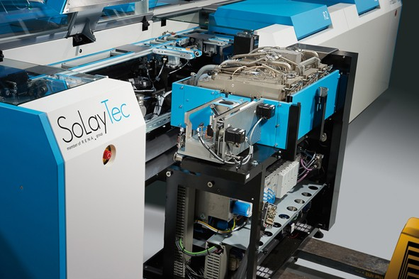 SoLayTec's new second generation InPassion ALD product demonstrated a cell efficiency gain of 0.2% compared to PECVD AIO×. Source: SoLayTec