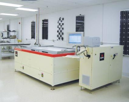 The deal provides Eternal Sun with a complimentary product range to its R&D and lab-based focused equipment.