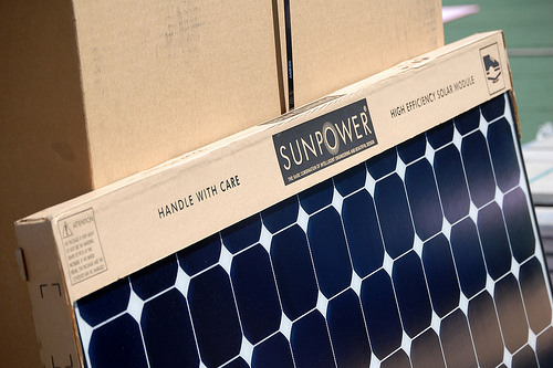 This is not the first time the two companies are collaborating; to date, SunPower has supplied 45MW of its high-efficiency technology to La Compagnie du Vent for five solar plants that are currently operational. Source: SunPower