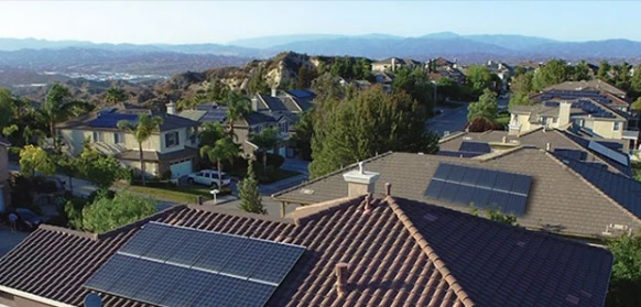 The research was issued by Sunrun, Vote Solar and the Coalition for Community Solar Access. Image: Sunrun.