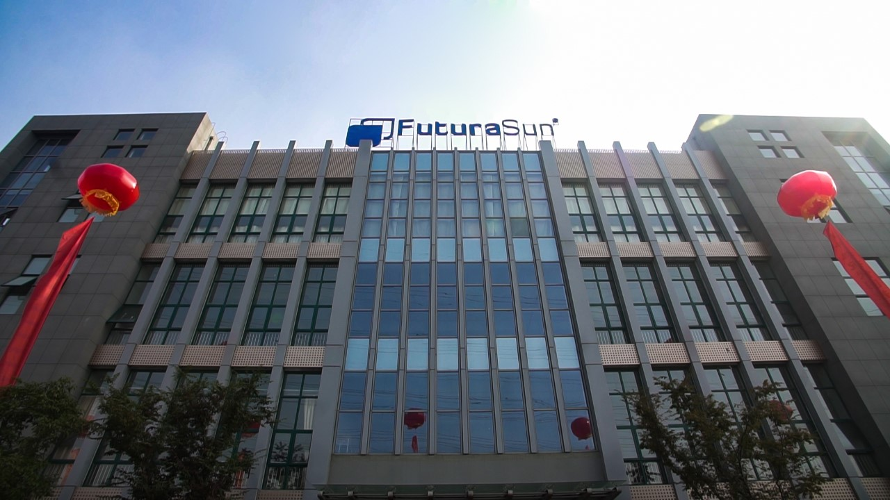 Italian headquartered FuturaSun has officially opened its second PV module assembly plant with a capacity of 500MW in Taizhou, China. Image: FuturaSun