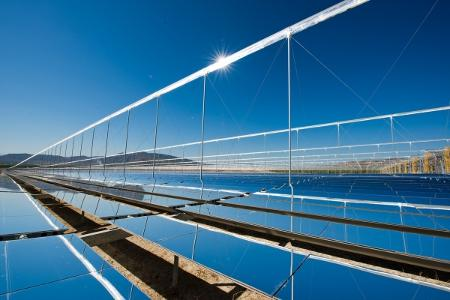The total market potential for integrated solar thermal in India is estimated to be 1.7GW. Credit: NTPC